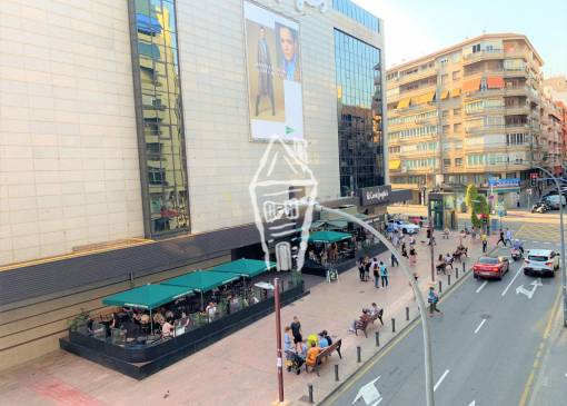 Appartement - Vente - Alicante - Centro · corte ingles